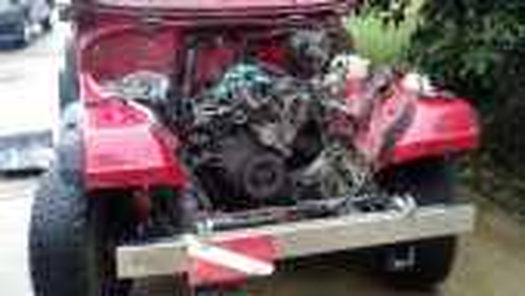 Wrangler Engine Swap