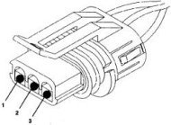 Camshaft position sensor for the Jeep YJ and XJ