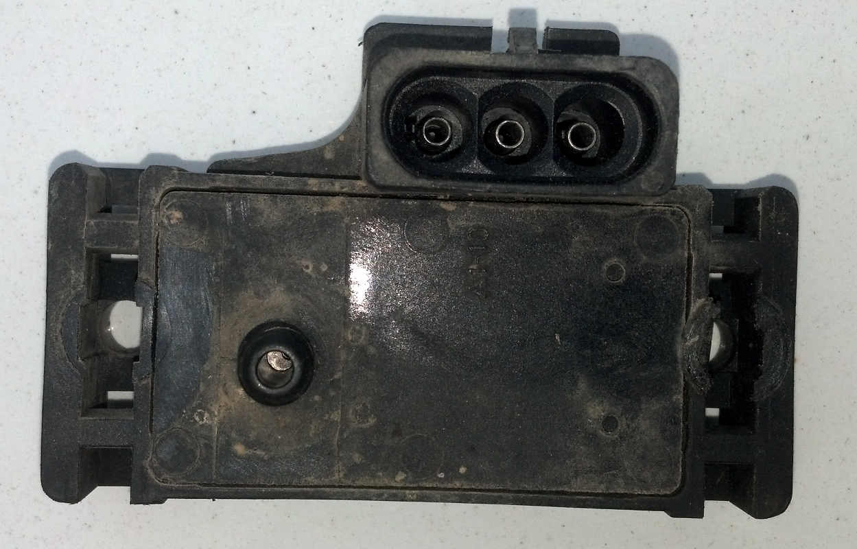 Jeep Wrangler MAP Sensor