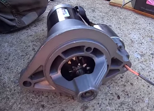 Jeep Starter Replacement