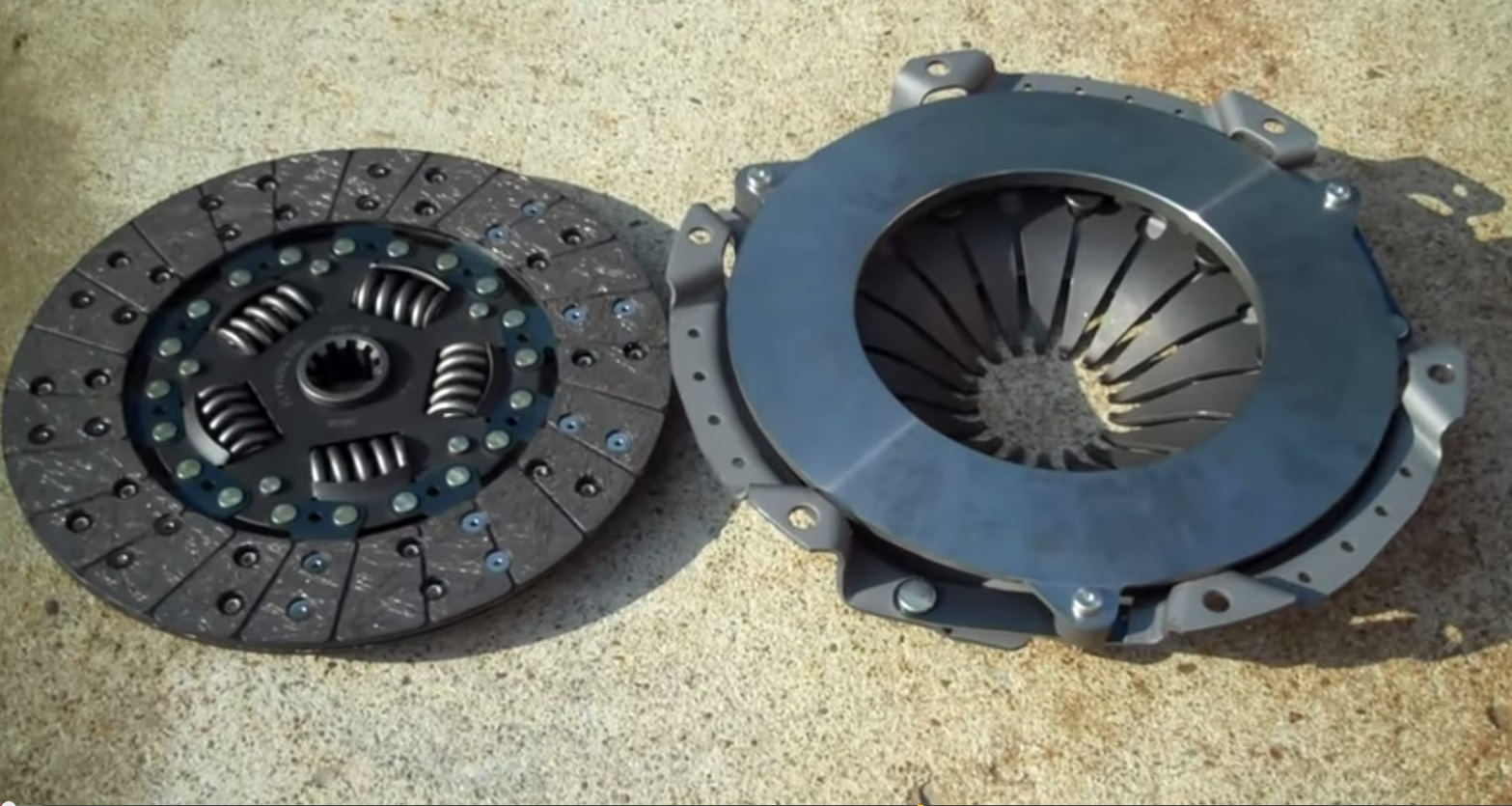 Jeep Clutch Replacement